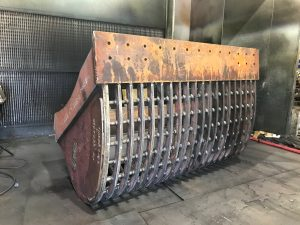 35 tonn sieve for ACE DEMO-3