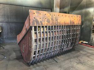 35 tonn sieve for ACE DEMO-3