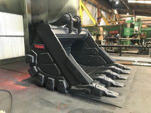 50 ton quarry bucket -4