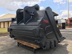 50 ton quarry bucket -5