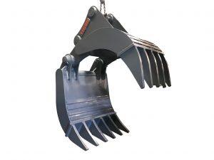 Mechanical Rake grab