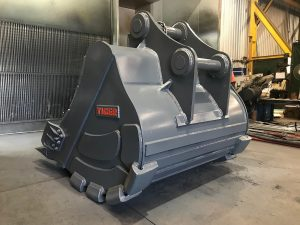 TP1300 35ton quarry bucket