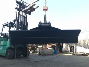 3000mm wide grader blade - 3